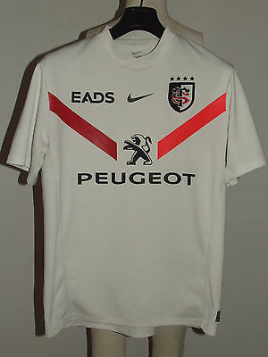 Maglia Shirt Trikot Maillot Rugby Sport Stade Toulousain