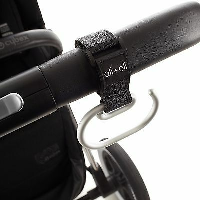 Modern Universal Hook for Strollers, Wheel Chairs, Walkers, and more