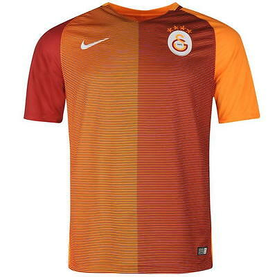 Brand New Genuine Galatasaray 2016/17 Home Shirt - Adults Large