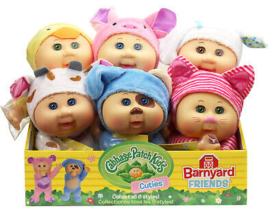 Cabbage Patch Kids CPK Cuties Sprouts Many Varieties to Choose From!