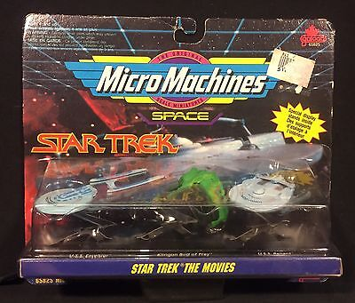 Star Trek Micro Machines Movie Set