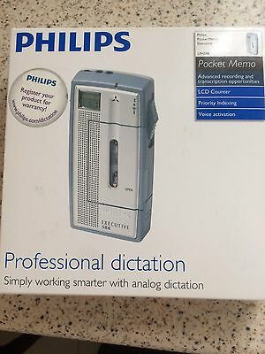 Phillips LFH588 Professional Dictaphone