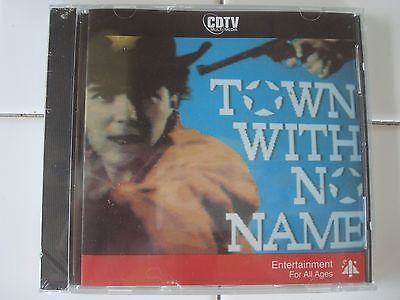 Town With No Name For CDTV, NEW FACTORY SEALED, By On-line, Commodore Amiga