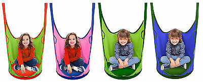 Sorbus Kids Pod Swing Chair Nook for Indoor and Outdoor Use