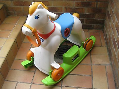 Poney Rodeo Bascule Chicco