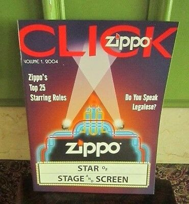 Bradford, PA - 12 copies of  Zippo Click magazines of the Zippo Collectors Club