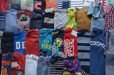 Bundle of boys clothes from 12-18 months old-FULL LIST & LOTS OF PICTURES INSIDE