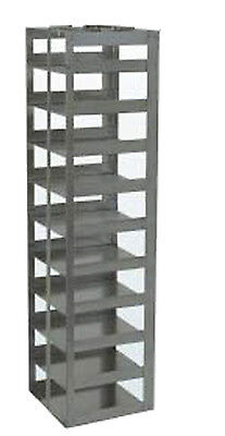 Vertical Racks for 100-Cell Hinged-Top Plastic Boxes, CFHT-10