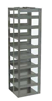 Vertical Racks for 100-Cell Hinged-Top Plastic Boxes, CFHT-9