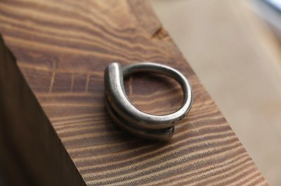 Gorgeous Authentic Viking SILVER  Ring 9-10 AD