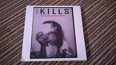 "The Kills - Fried My Little Brains 7"" - White Stripes / Jack White"