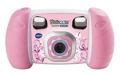 Vtech Kidizoom Camera Connect, Pink - NEW - FREE SHIPPING!
