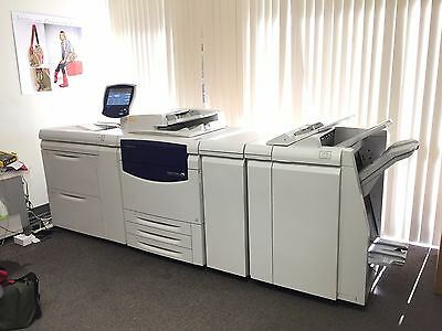 Xerox 700 Digital Color Press with Fiery and Many Extras