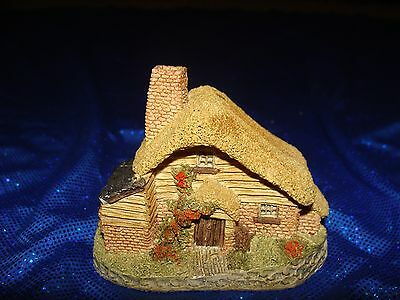 John Hine 1982 DROVERS COTTAGE by DAVID WINTER House Hand Made Great Britain