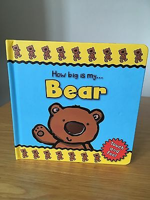 How Big Is My Bear Book