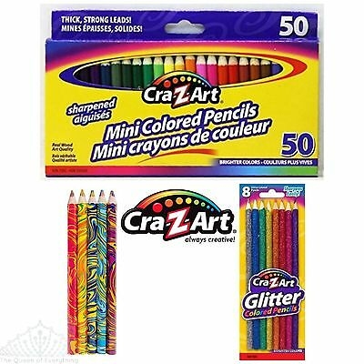 Cra-Z-Art Colored Pencils 7 Different Packs To Choose From!