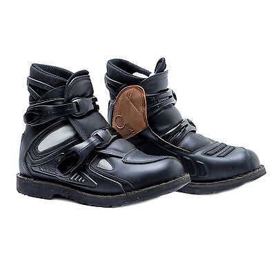 Icon Motorhead Boots 300T Stealth Size 10 - Closeout