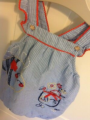 TU by sainsburys romper / playsuit. 9-12 months
