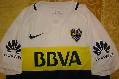 "Bentancur 30 camiseta Boca Juniors 2016 - 2017 away shirt size ""L"" new jersey"