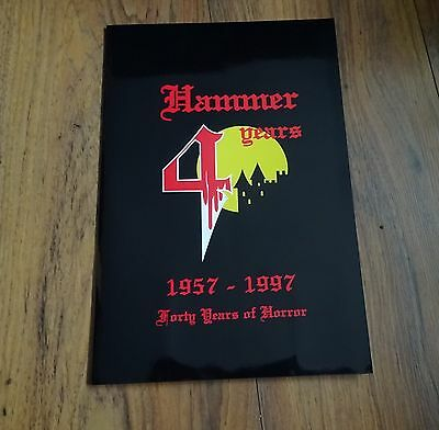 Hammer :40 Years Of  Horror phone cards set 1957 - 1997