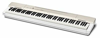Casio Electronic Piano Purivia PX-160GD Champagne Gold New .