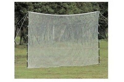 The Green Jacket - 9' x 7' PRACTICE NET ROPES & POLES