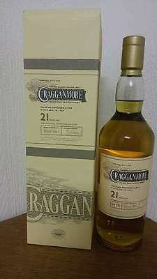 Single Malt Whisky Cragganmore 21yo (1989/201) (0.7 L, 56 %abv)