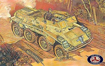 Roden 1/72 German Sd Kfz 234/3 Heavy Armored Car RO707 Brand New