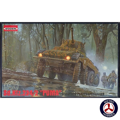 Roden 1/72 Sd.Kfz 234/2 RO705 Brand New