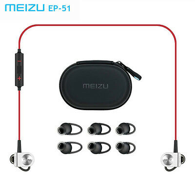 Meizu EP51 In-ear Bluetooth Sports Headset Earbuds Stereo Running Earphone
