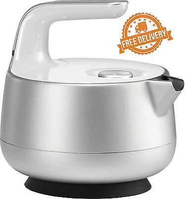 Cordless Kettle Marc Newson Electric Stainless Sunbeam Hot Whistling Genuine New