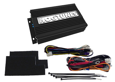 Hogtunes Amp. 200 watts, 4 channel