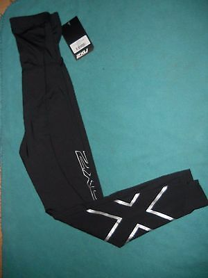 2XU Post Natal Women's Athletic Compression Tights Pants Leggings Size Small