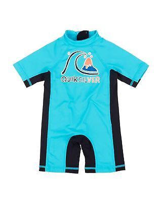 NEW QUIKSILVER™  Boys 2-7 Bubble Springsuit Rash Guard Boys Children