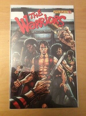 The Warriors 4, See Pics For Grade, 1St Print, Movie Adaptation, Dynamite