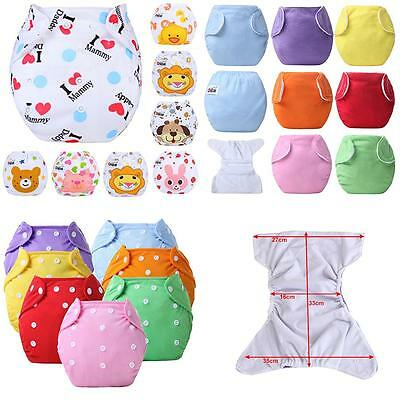 Baby Kids Infant Diaper Cover Adjustable Reusable Nappy Cloth Wrap Diaper Unique