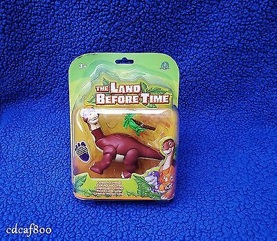 The Land Before Time Longneck Littlefoot Dinosaur Action Figure New Sealed
