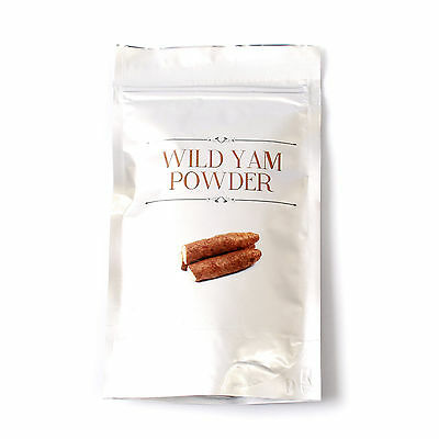 Wild Yam Extract Powder - 100g (RM100WILDYAM)