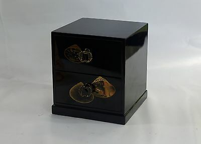 Lacquered Wooden Box