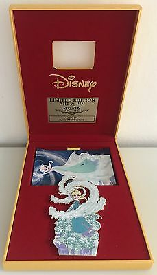 Disney Pins - Pin 117599 ACME / HotArt - Artist Series - Frozen Letting Go