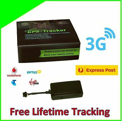 3G GPS Tracker. Car *JAYCAR SELLING SAME UNIT FOR $299* Free Lifetime Tracking