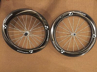 Bontrager Aeolus 7 Carbon Clincher Wheel Set, 11spd Shimano