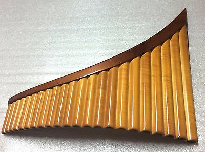 Professional panflute made by Hora Romania