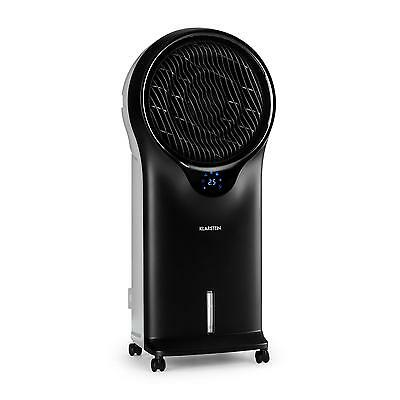 Klarstein Whirlwind 3-in-1 Air Conditioner Fan Air Cooler Air Humidifier Black
