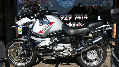 2001 Bmw R 1150 Gs Abs Silver