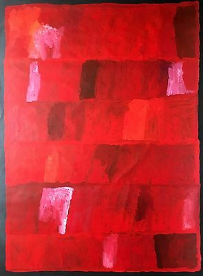 KUDDITJI  KNGWARREYE, Highly Collectable Aboriginal Art,Incl  50+ WORKING PICS..