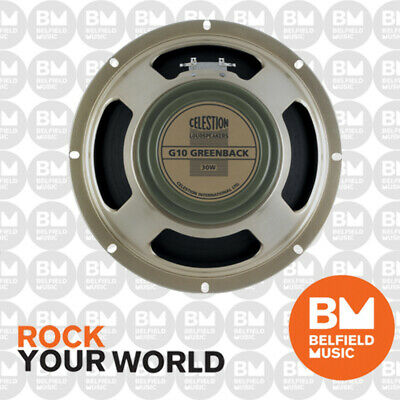 Celestion T5647 Classic Series G10 Greenback Guitar Speaker 10 Inch 25W 16OHM