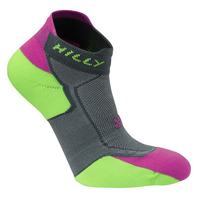 HILLY LITE-CUSHION SOCKLET Road Running Socks / Womens (119457)