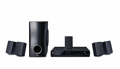 Lg Bh4030S 5.1 Channel 330W Blu-Ray Home Cinema System