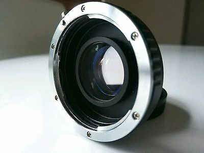 EOS to M43 Micro Four Thirds Lens Adapter